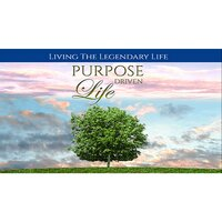 Purpose Driven Life - Live Your Life Based on What's Important to YOU - Empowered Living