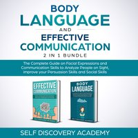 Body Language and Effective Communication 2 in 1 Bundle - Self Discovery Academy