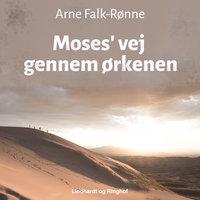 Moses' vej gennem ørkenen - Arne Falk-Rønne