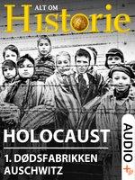 Holocaust 1: Dødsfabrikken Auschwitz - Massemordets største gerningssted - Else Christensen, Alt Om Historie, Jan Ingar Thon, Stine Overbye, Boris Koll