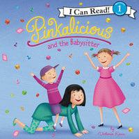 Pinkalicious and the Babysitter - Victoria Kann