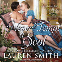Never Tempt A Scot - Lauren Smith