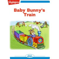 Baby Bunny's Train - Eileen Spinellil