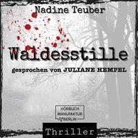 Waldesstille - Nadine Teuber