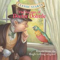 The Voyages of Doctor Dolittle - Hugh Lofting, Kathleen Olmstead