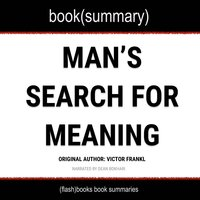 Man's Search For Meaning - Viktor E. Frankl, Flashbooks