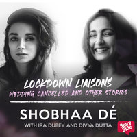 Lockdown Liaisons - Wedding Cancelled and other stories - Shobhaa De