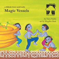 Magic Vessels - Sandhya Rao