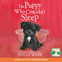The Puppy Who Couldn't Sleep - Holly Webb