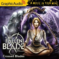 Crossed Blades [Dramatized Adaptation] - Kelly McCullough