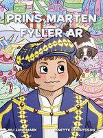 Prins Mårten fyller år - Aili Lundmark