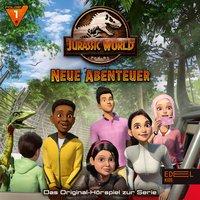 Jurassic World - Neue Abenteuer 1: Camp Kreidezeit / Geheimnisse - Marcus Giersch