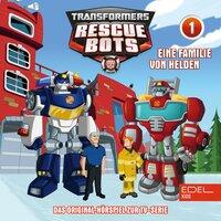 Transformers Rescue Bots: Eine Familie von Helden / Unter Druck - Thomas Karallus