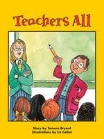 Teachers All - Tamera Bryant