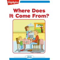 Where Does It Come From? - Heidi Bee Roemer