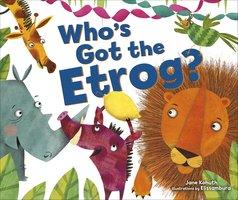 Who's Got the Etrog? - Jane Kohuth