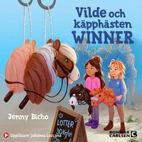 Vilde och käpphästen Winner - Jenny Bicho