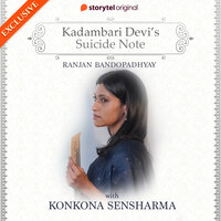 Kadambari Devi's Suicide Note - Ranjan Bandopadhyay