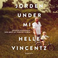 Jorden under mig - Helle Vincentz