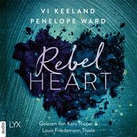 Rebel Heart - Rush-Serie, Teil 2 - Penelope Ward, Vi Keeland