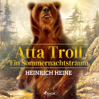 Atta Troll Ein Sommernachtstraum Hörbuch Heinrich Heine