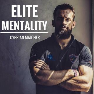 Znalezione obrazy dla zapytania: elite mentality mateusz grzesiak podcast