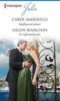 Højtflyvende planer /En ægtemands pris - Carol Marinelli, Helen Bianchin