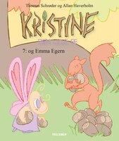 Kristine, den lille fe #7: Kristine, den lille fe og Emma Egern - Thomas Schrøder