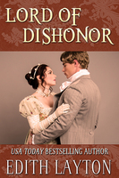 Lord of Dishonor - Edith Layton