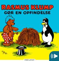 Rasmus Klump og opfindelsen - Carla Og Vilh. Hansen