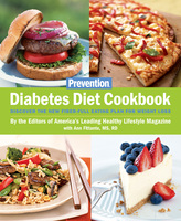 Prevention Diabetes Diet Cookbook - Ann Fittante, The Prevention