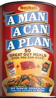 A Man, A Can, A Plan - The Health, David Joachim
