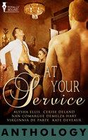 At Your Service - Nan Comargue, Cerise DeLand, Virginnia DeParte