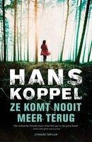 Ze komt nooit meer terug - Hans Koppel