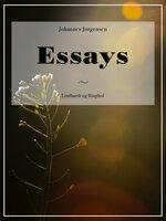 Essays - Johannes Jørgensen