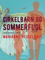Cirkelbarn og sommerfugl - Marianne Hesselholt
