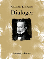 Dialoger - Giacomo Leopardi