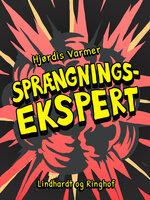 Sprængningsekspert - Hjørdis Varmer