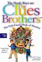 The Fish-Faced Mask of Mystery - Franklin W. Dixon