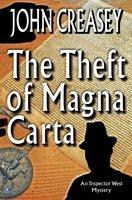 The Theft of Magna Carta - John Creasey