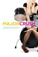 Major Crush - Jennifer Echols