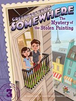The Mystery of the Stolen Painting - Harper Paris