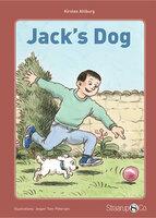 Jack's Dog - Kirsten Ahlburg