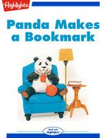 Panda Makes a Bookmark - Beverly Swerdlow Brown