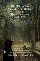 The MX Book of New Sherlock Holmes Stories - Part IX - 2018 Annual (1879-1895) - David Marcum