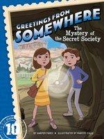 The Mystery of the Secret Society - Harper Paris