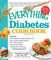 The Everything Diabetes Cookbook - Gretchen Scalpi