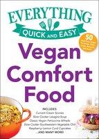 Vegan Comfort Food - Adams Media
