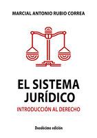 El sistema juridico - Marcial Rubio