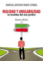 Nulidad y anulabilidad - Marcial Rubio